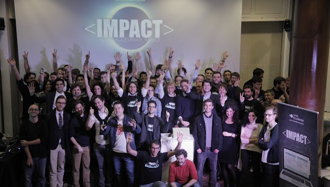 Impact, Accelerator, Impact Growth