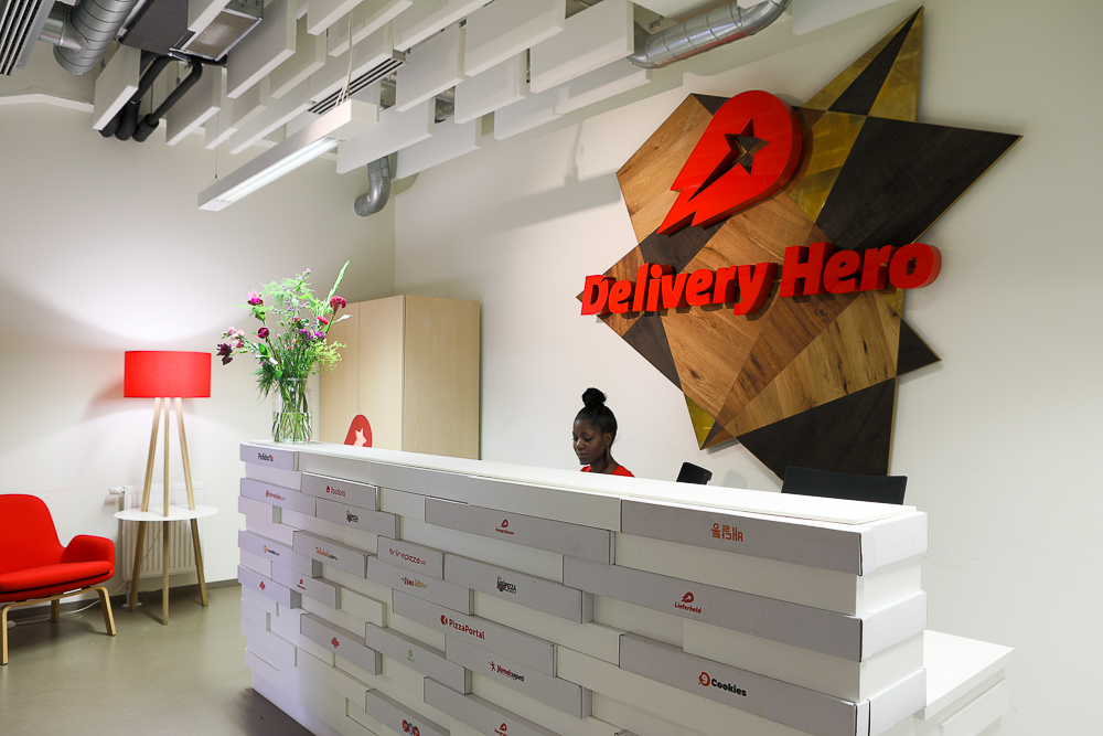Delivery Hero, Hungry.dk, IPO
