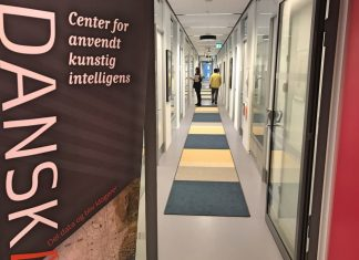 Dansk Center for Anvendt Kunstig Intelligens