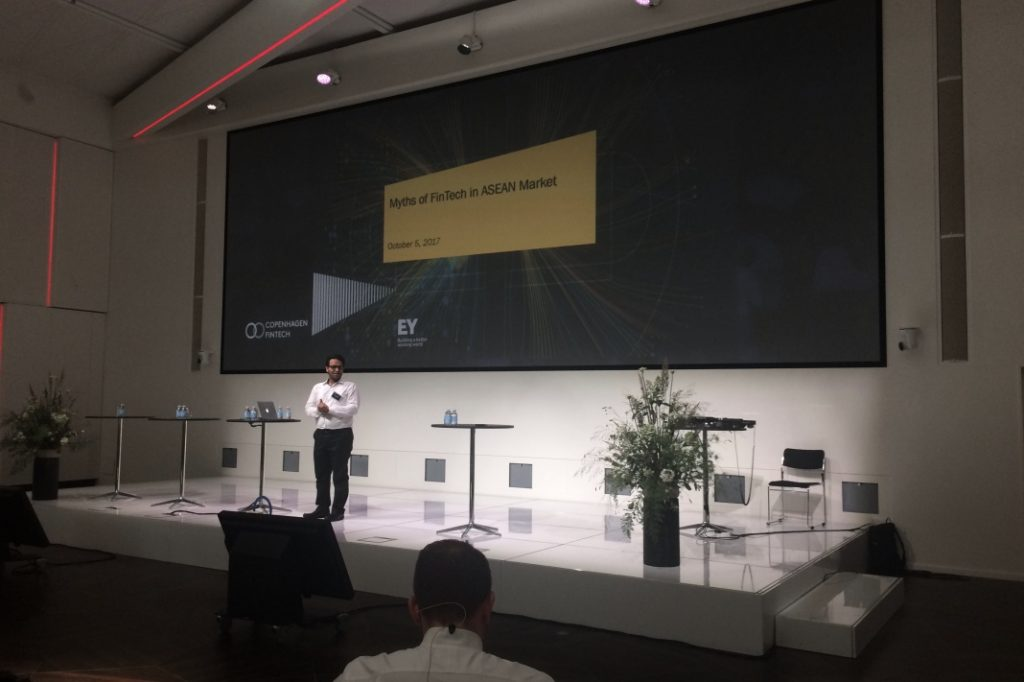 Varun Mittal at Copenhagen Fintech Innovation Day 2017