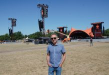 Steen Bechmann Henningsen, IT manager for Roskilde Festival