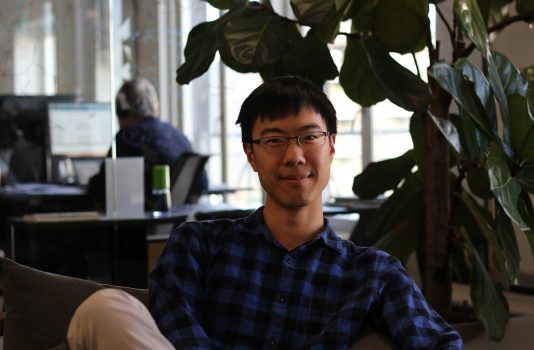 Sunny Long has Co-founded Pie Systems